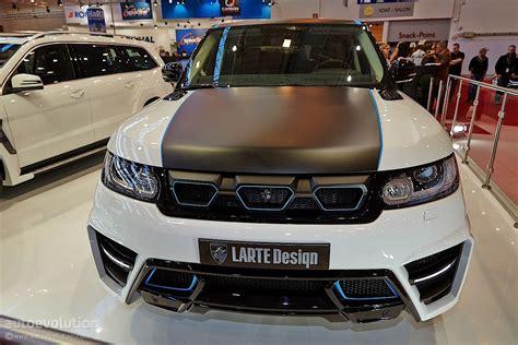Larte Design Range Rover Sport Looks Like Its Been