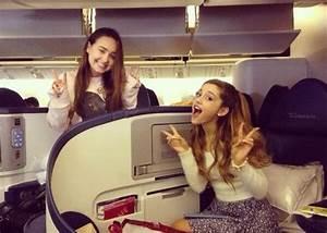 Ariana & Alexa Luria Leaving for Japan!   We Heart It ...