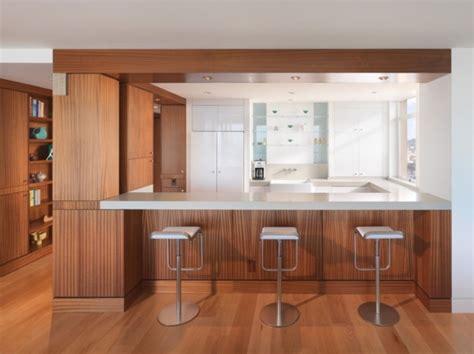 bar cuisine design 93 idées de déco pour la cuisine moderne design