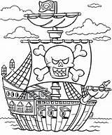 Ship Coloring Sunken Pages Pirate Printable Ships Getcolorings Sturdy Print sketch template