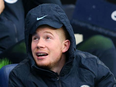 Kevin De Bruyne says Liverpool will push Manchester City ...