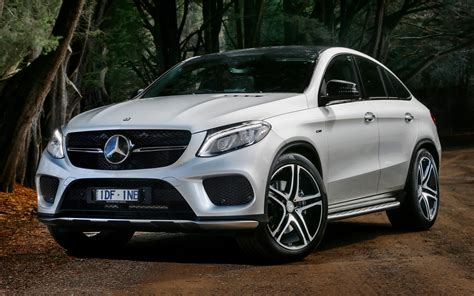 mercedes benz gle  amg coupe au wallpapers