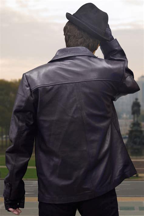 rocky leather coat jacket max cady