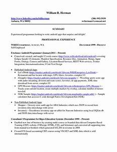 sample resume self employed person a success of your With resume samples for self employed individuals