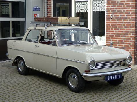 Opel Kadett A by Opel Kadett A Zakelijke Mogelijkheden