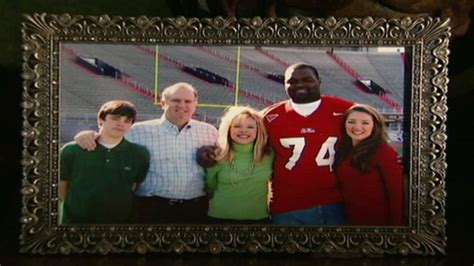 big mike blind real blind side players at 2013 bowl