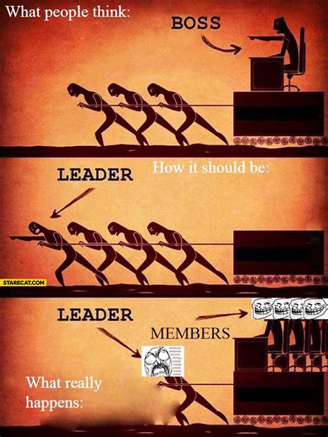 boss leader    starecatcom