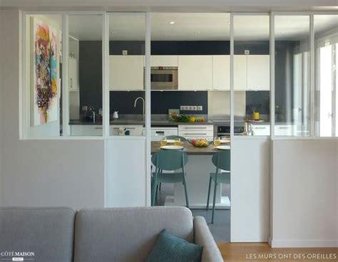 photo cuisine semi ouverte 20 idées de cuisine semi ouverte lumineuses et modernes