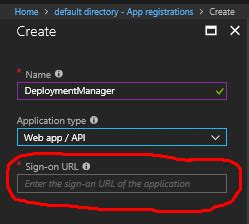 how can i set up my azure account in order to make arm