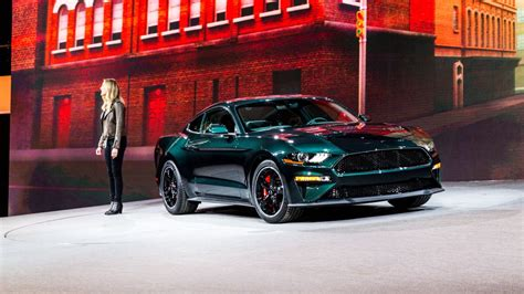 Where Is The Real Bullitt Mustang by The 2019 Ford Mustang Bullitt Is Real And It Looks