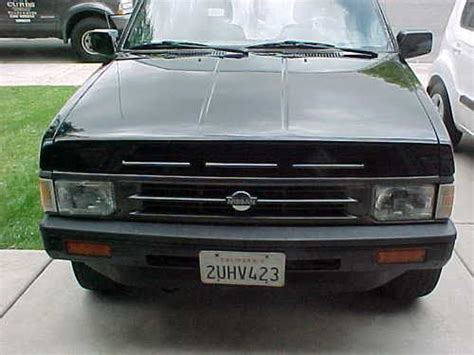 nissan sport 1990 purchase used 1990 nissan pathfinder se sport utility 4