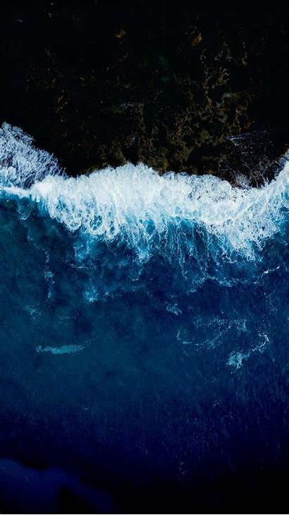 Iphone Water Ocean Nature Tapety Wallpapers Na