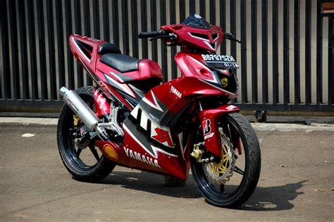Modifikasi Zr Keren Abis by 40 Gambar Modifikasi Yamaha Jupiter Mx Keren Abis Dapur