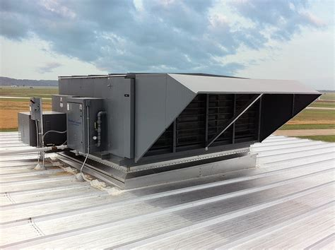 Make Up Air System, Industrial Ventilation Systems