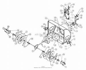 Mtd 317e742f352  1997  Parts Diagram For Blower Housing
