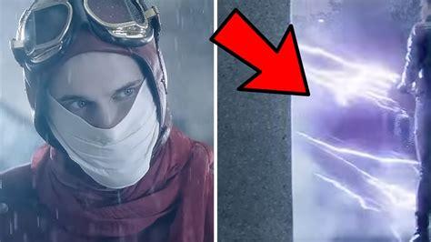 Earth 19 Flash Purple Lightning Explained