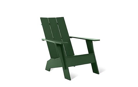 adirondack chair design within reach