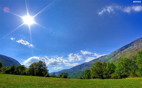 wallpapers collection sunny day wallpapers