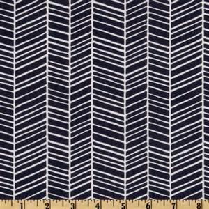 designer fabrics joel dewberry modern meadow herringbone lake discount designer fabric fabric