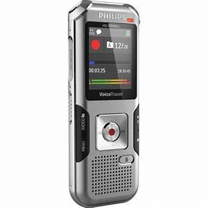 Philips Dvt4010 Voicetracer Digital Voice Recorder Dvt4010  00
