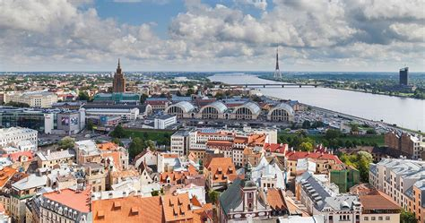 Latvia - Country Profile - Nations Online Project