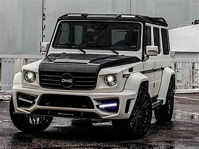 Mercedes Clase Benz Todoterreno Zeus Dmc Bautizado