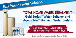 Softener & Filtration Purchase   Save $300   Culligan Water