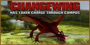 Changewing Takes Charge Through the School