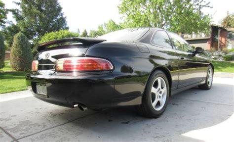 manual cars for sale 1997 lexus sc navigation system sell used 1997 lexus sc300 manual transmission 5 speed black on black in denver