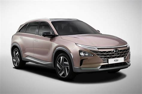 Hyundai Car :  Hydrogen Suv Heading For Uk In January
