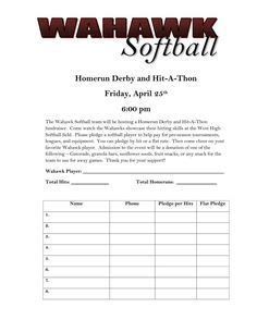 request letter baseball team sponsorship sports sample