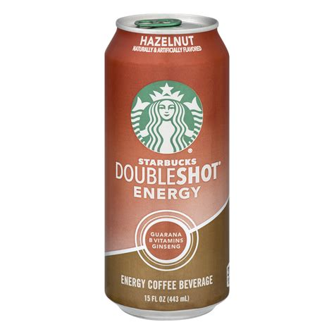I was able to taste still austin's coffee liqueur a while ago with their distiller harry. (6 Cans) Starbucks Doubleshot Hazelnut Energy Coffee Drink 15 fl. oz. Can - Walmart.com ...