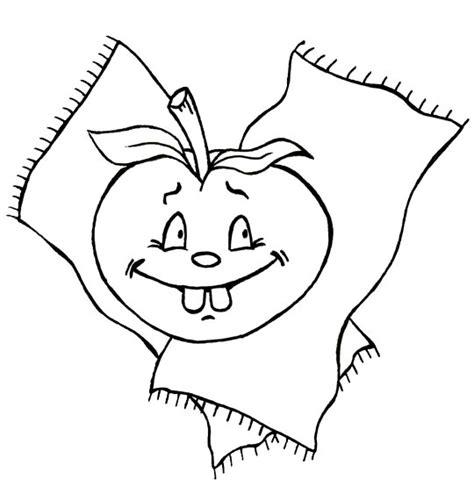 un jeu de cuisine dessin de pomme pour enfant