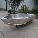 V Hull Aluminum Boats Pictures