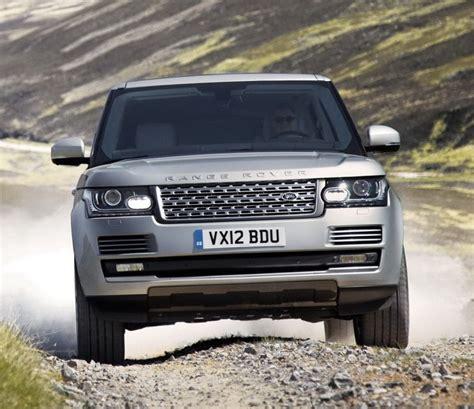 Range Rover Review Cars Trucks