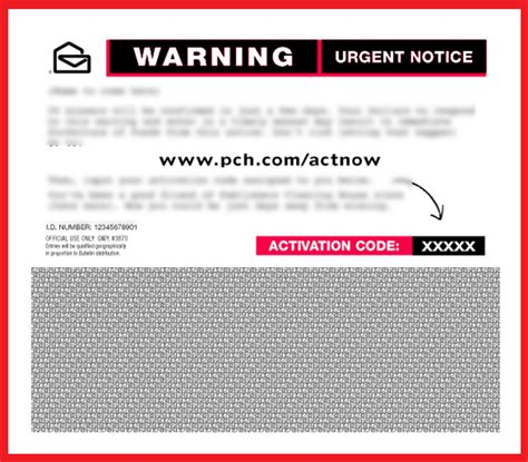 pch activate prize entry autos post pch prize activation code autos post