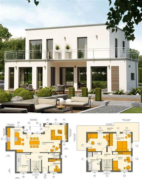 Modernes Haus Länglich by Modernes Einfamilienhaus Mit Flachdach Architektur Im