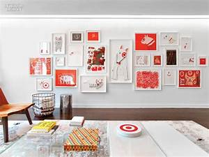 Rottet studio hits the bull39s eye with target39s pr and for Office interior decoration items