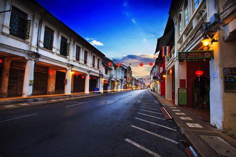 Phuket-Old-Town - Thavorn Palm Beach Resort Phuket