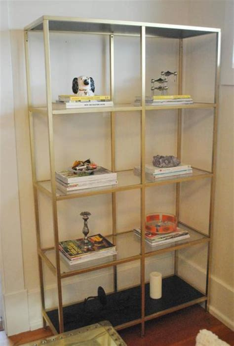 Ikea Etagere Metal by Ikea Vittsjo Shelving Unit Paperblog