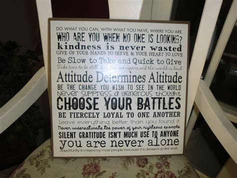 inspirational plaques quotes on wood plaques quotesgram