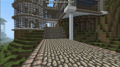 minecraft cool house design youtube
