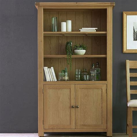 Oak 2 Door Sideboard by Belmont Oak Small 2 Door 1 Drawer Sideboard Quality Oak