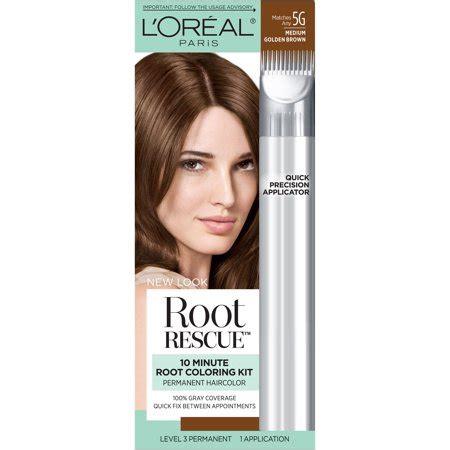 loreal paris root rescue root coloring kit walmartcom