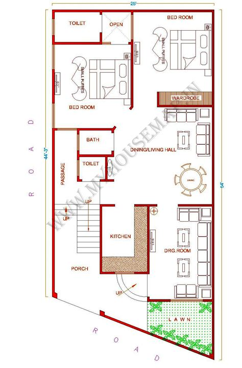 tags maps  house map elevation exterior house