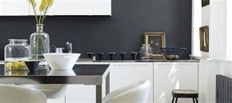 mur noir cuisine cuisine noir mur gris