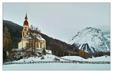 Eine einsame Kirche | Fotoblog