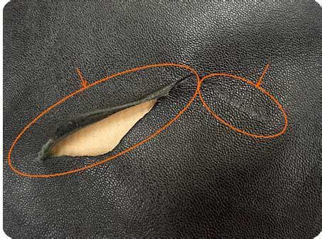 réparer un canapé en cuir déchiré mobilier table réparer canapé cuir déchiré