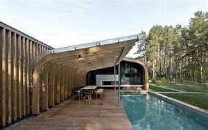 Maison En Bois Lituanie