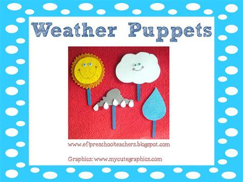 esl efl preschool teachers weather theme resources for 230 | Imagen2